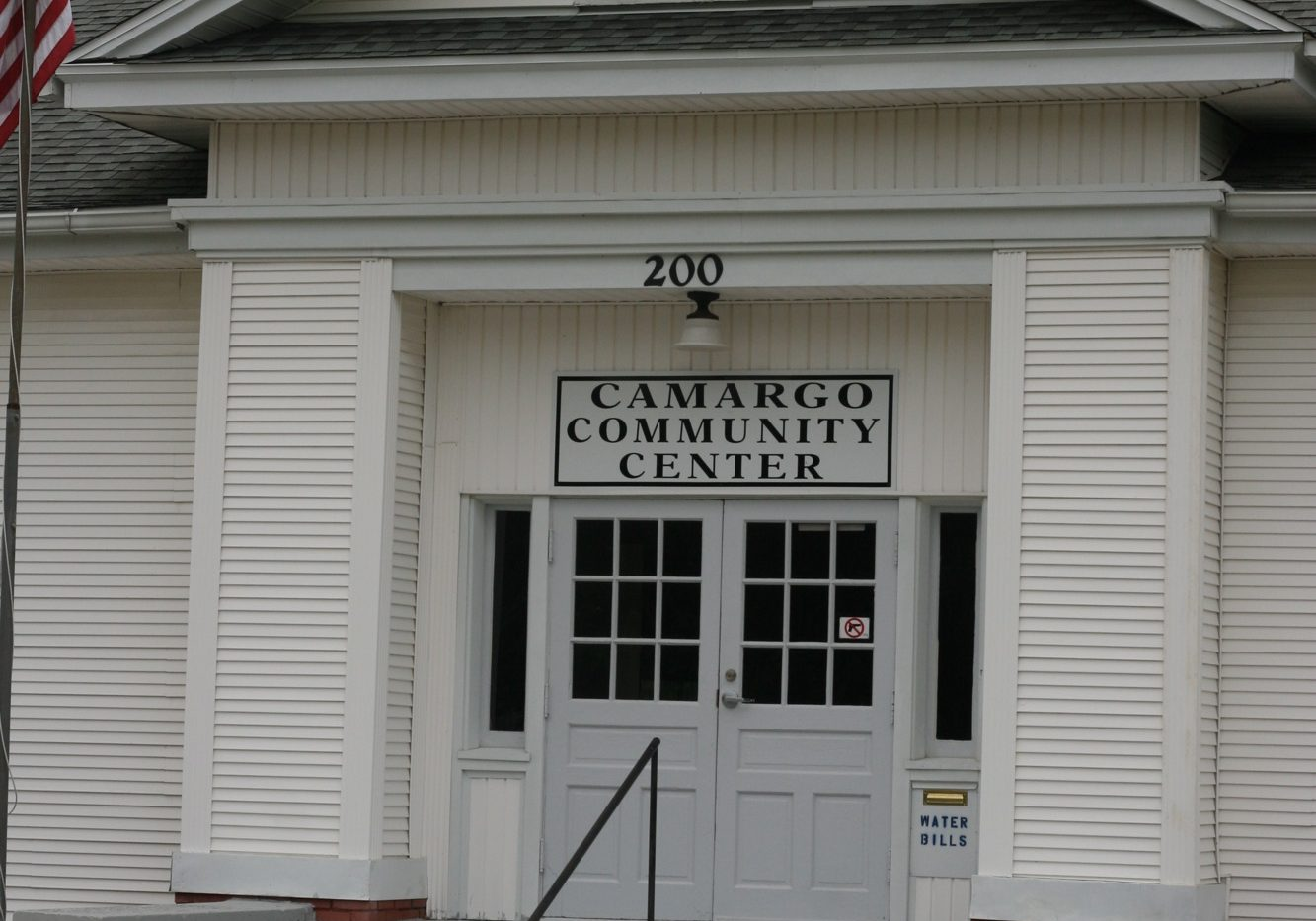 Camargo Community Building