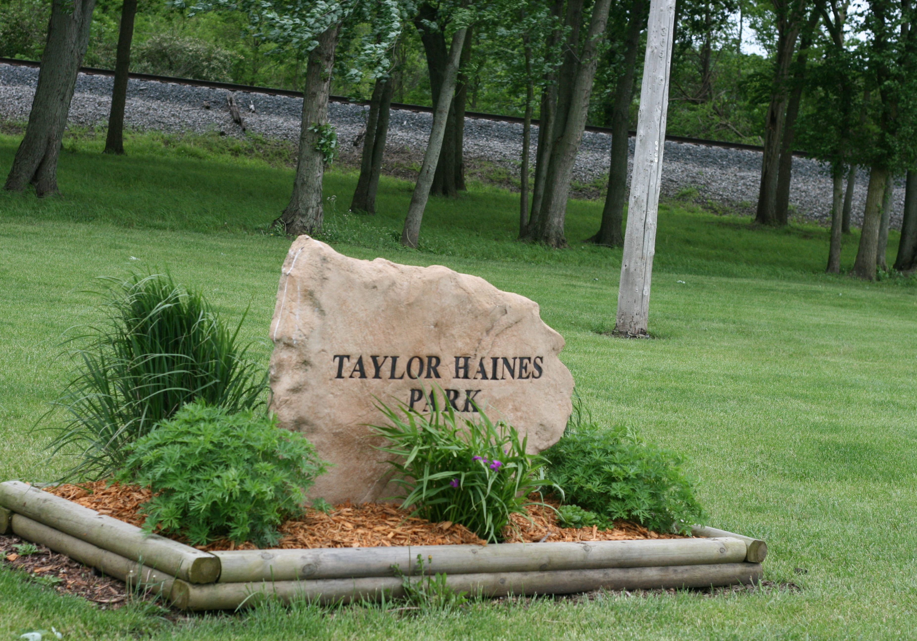 Taylor Haines Park